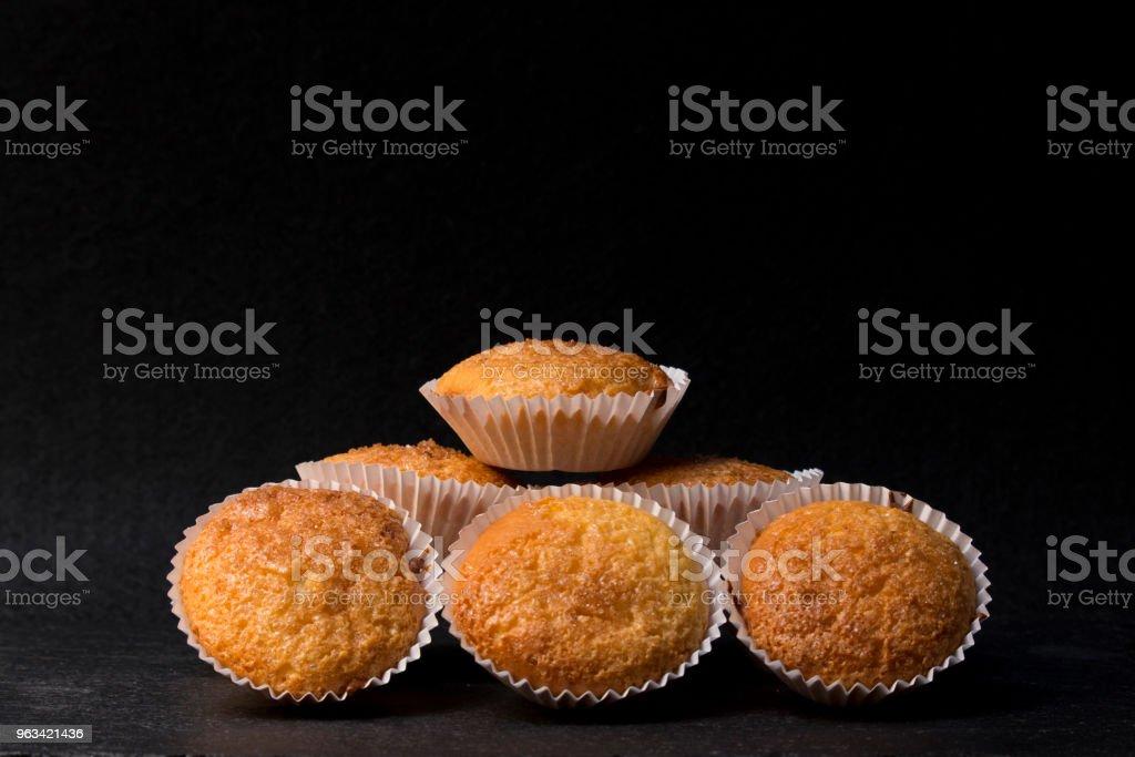 Madalenas - Photo de Aliment libre de droits