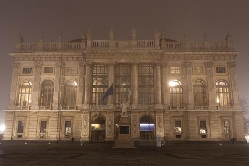 istock Palazzo Madama e Casaforte degli Acaja 950933564