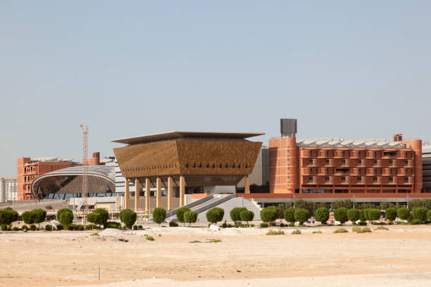 Madar Institute in Abu Dhabi, UAE – Foto