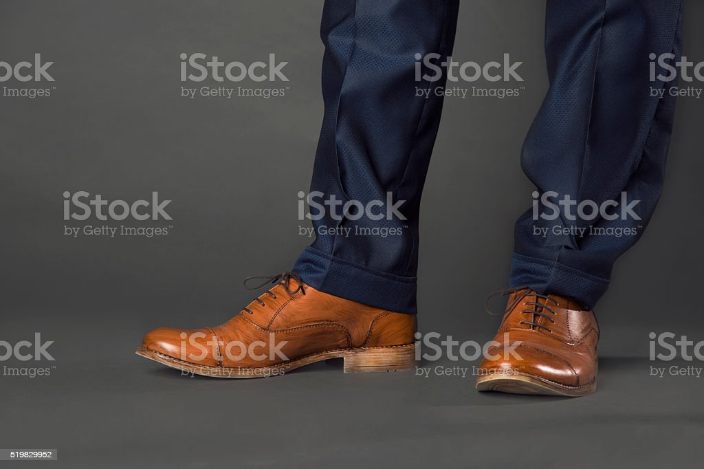 Made For A Gentleman stock photo