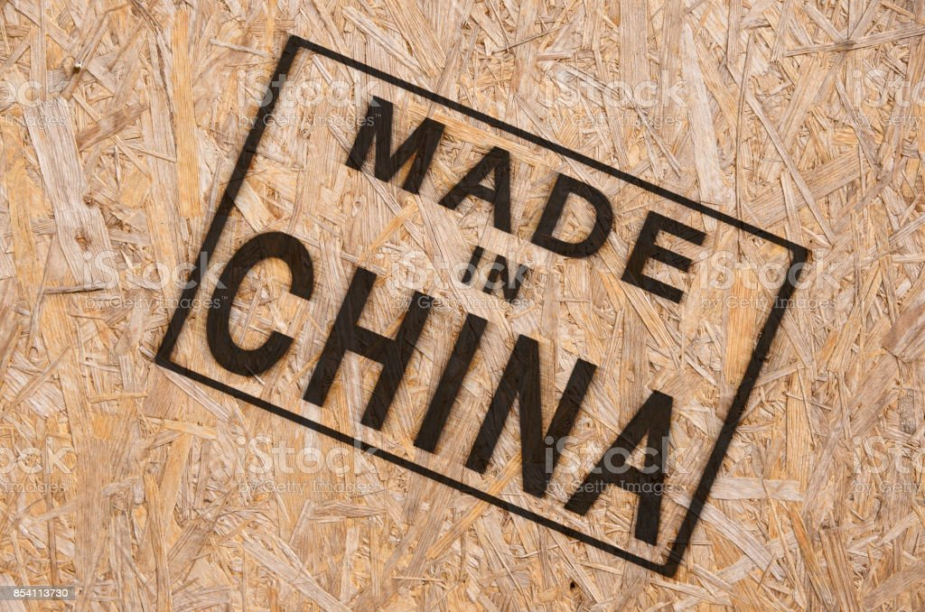 Made in CHINA – Foto