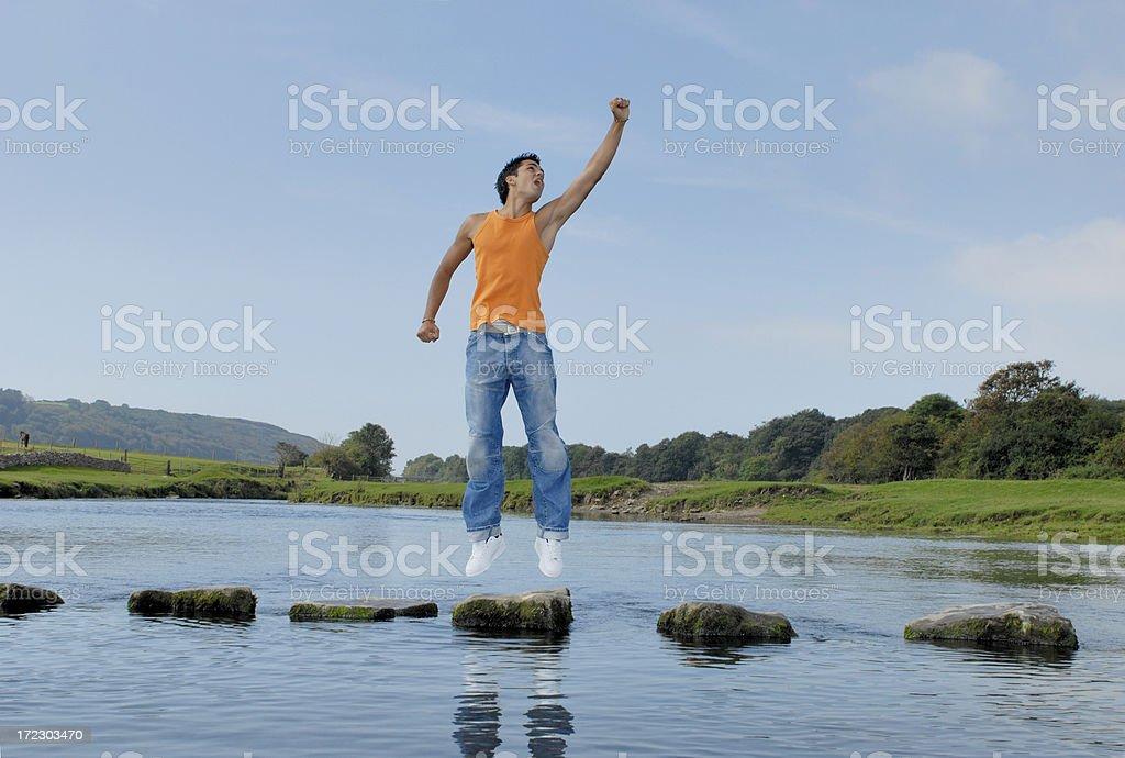 made it royalty-free stock photo