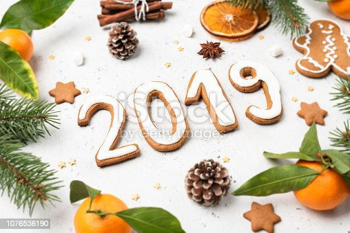 1010098758istockphoto 2019 made of gingerbread cookies and decorations 1076536190