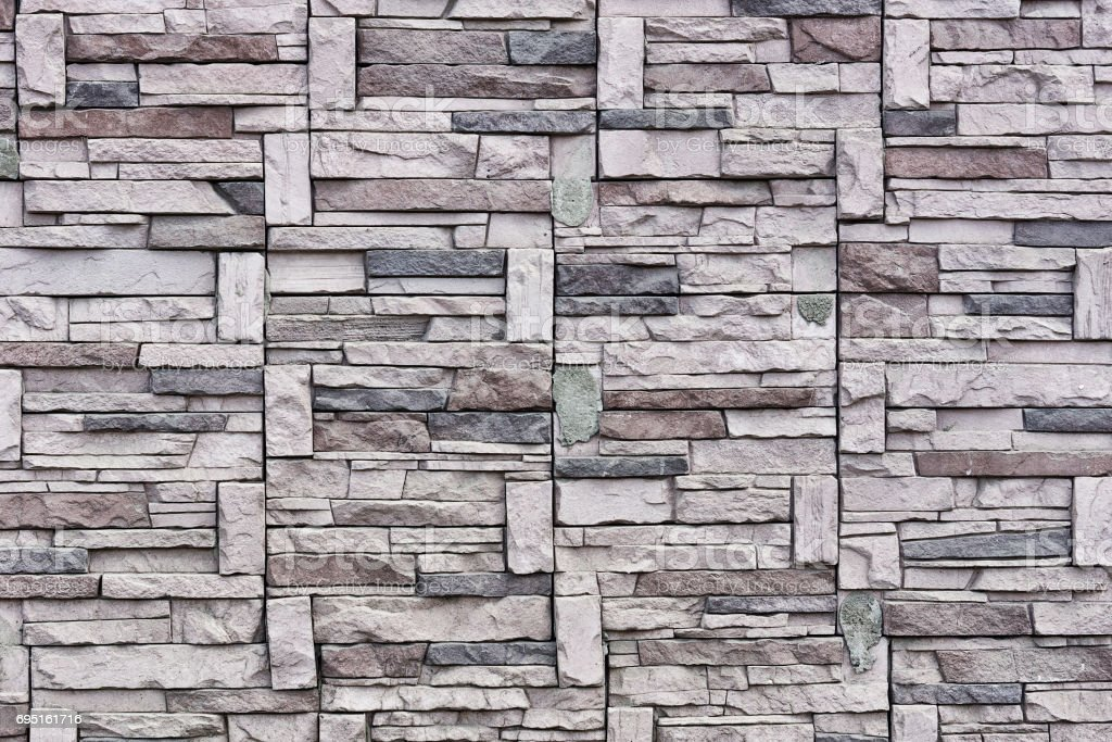 Made of stone wall texture stock photo