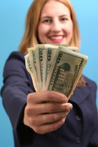 Made Some Money Stock Photo - Download Image Now