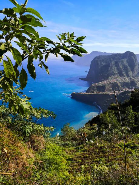Madeira Island, Portugal, Europe Madeira Island, Portugal, Europe. Penha de águia, Porto da Cruz, Faial, Santana, Funchal ilha da madeira stock pictures, royalty-free photos & images