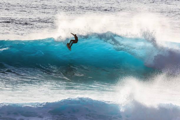 Madeira surft Silhouette – Foto
