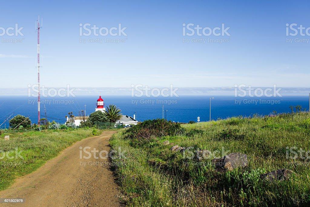 Madeira west coast foto stock royalty-free