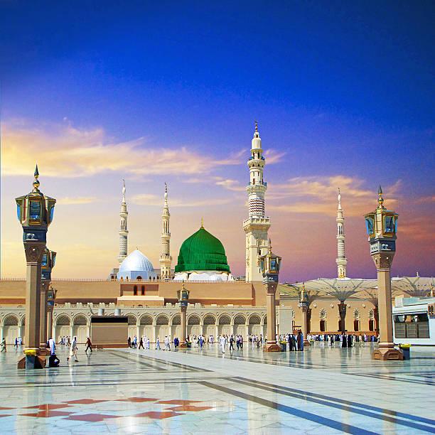Madinah Madinah umrah stock pictures, royalty-free photos & images