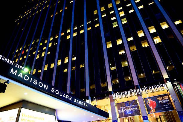 Madison Square Garden Bilder Und Stockfotos Istock