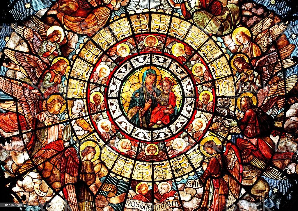 Madonna della Salute royalty-free stock photo