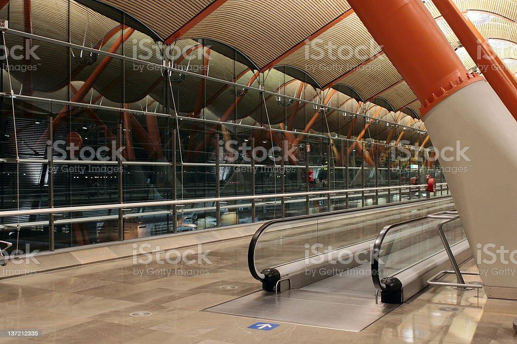 Aéroport International de Madrid Barajas-MAD - Photo