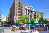Madrid. Cityscape