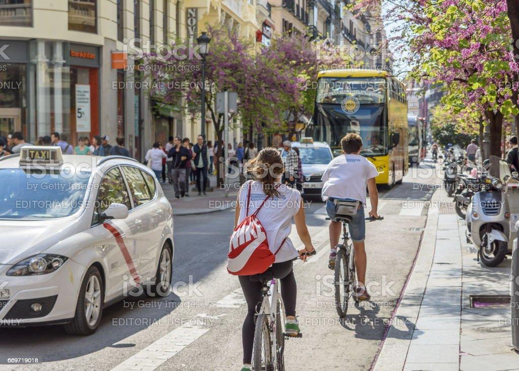 Madrid - Foto de stock de Adulto libre de derechos