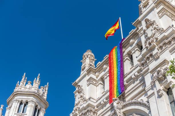 Madrid-stolz-Rathaus – Foto