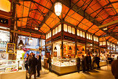 Madrid, Spain, San Miguel Market