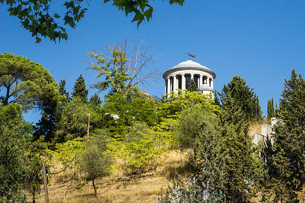 Madrid's Real Astronomical Observatory stock photo