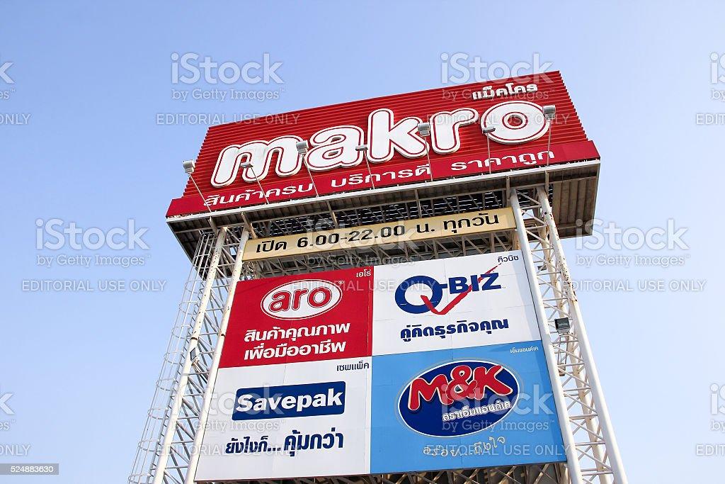 Makro Hypermarket Maerim