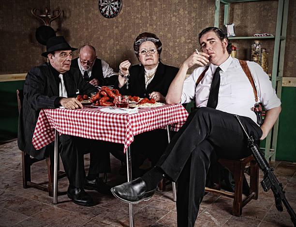 mafia rodziny - gangster zdjęcia i obrazy z banku zdjęć