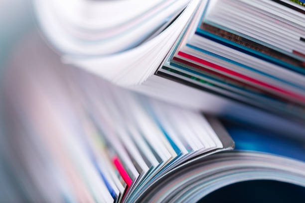 magazine close up magazine close up article stock pictures, royalty-free photos & images
