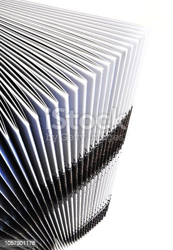839809942 istock photo Magazine Paper Texture Macro 1057901178