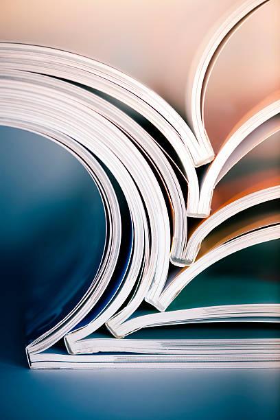 zeitschrift stack - publikation stock-fotos und bilder