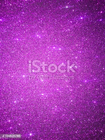 Magenta glitter texture and shiny sparkle abstract background
