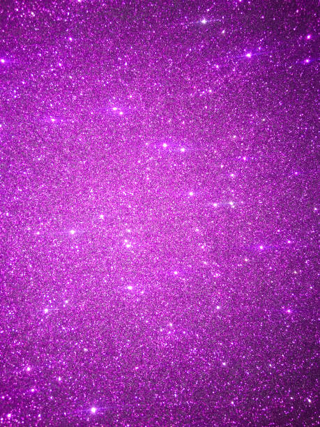 Magenta glitter background Magenta glitter texture and shiny sparkle abstract background purple stock pictures, royalty-free photos & images