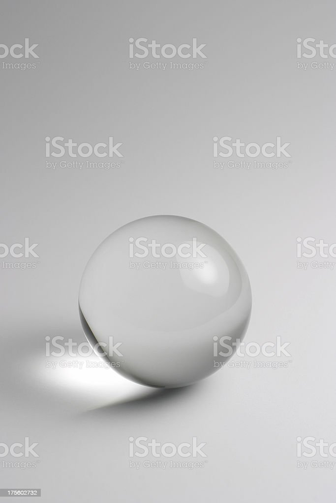 Magic Ball stock photo