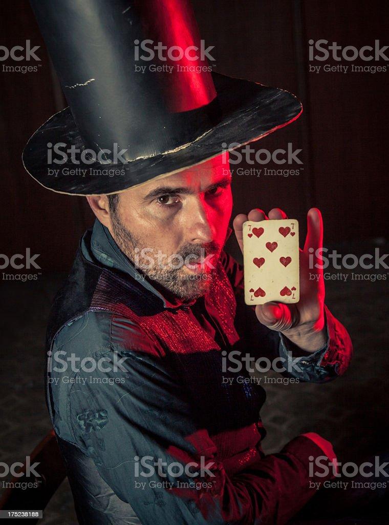 Magic Bizzare royalty-free stock photo