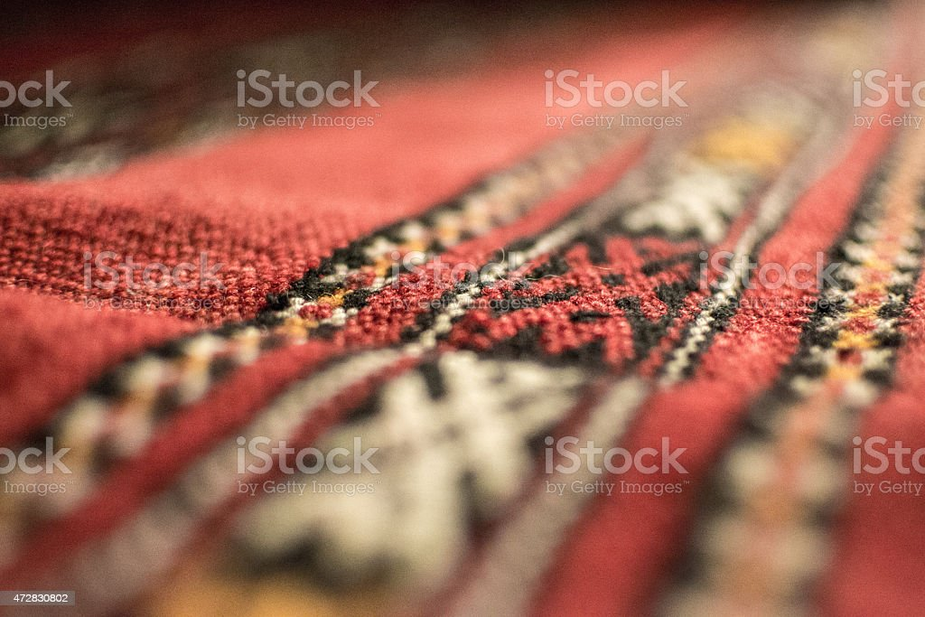 Magic Carpet stock photo