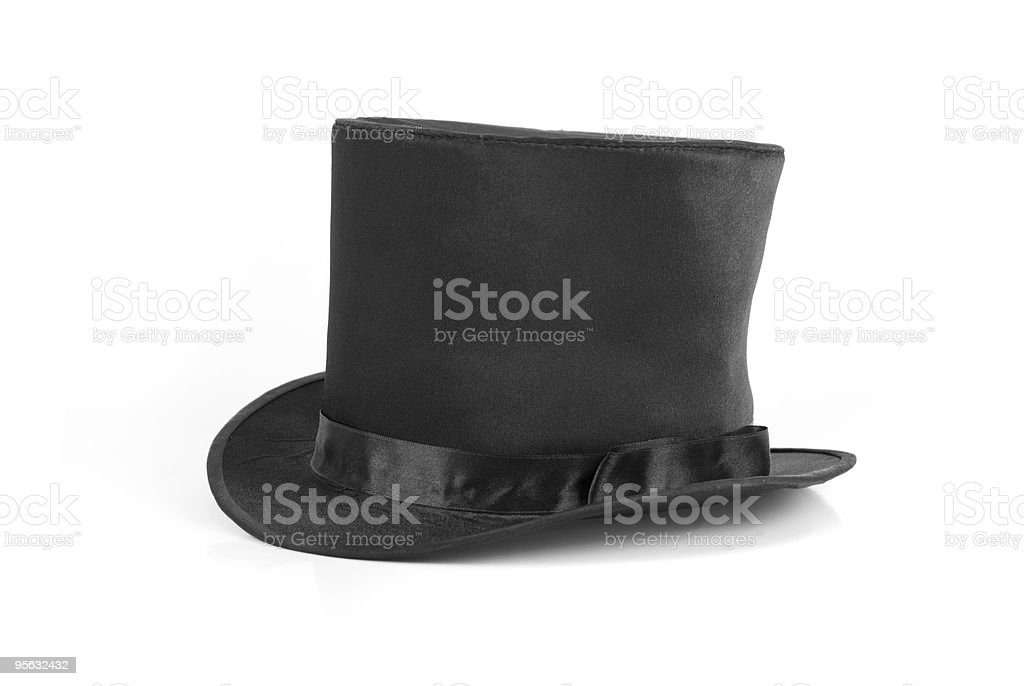 magic hat stock photo