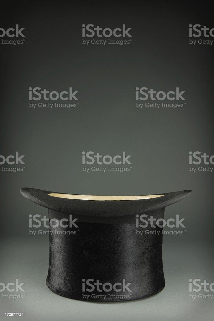 Magic Hat royalty-free stock photo