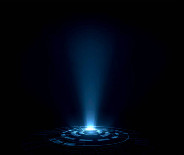 magic light - projection equipment stock pictures, royalty-free photos & images