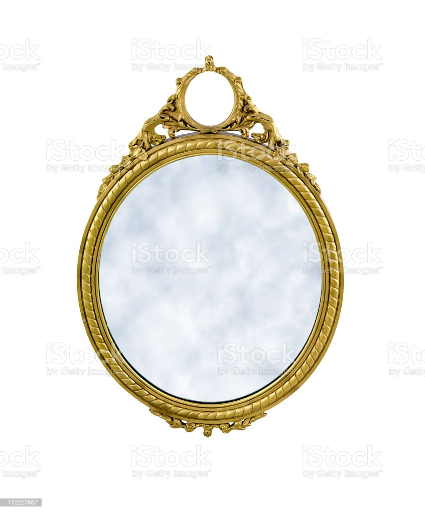 mirror will template - magic mirror stock photo more pictures of concepts istock