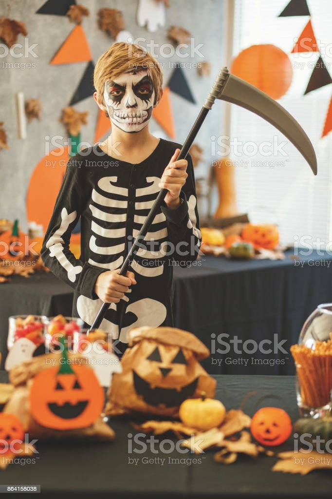 Magic of Halloween royalty-free stock photo