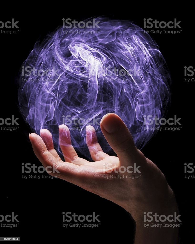 Magic stock photo