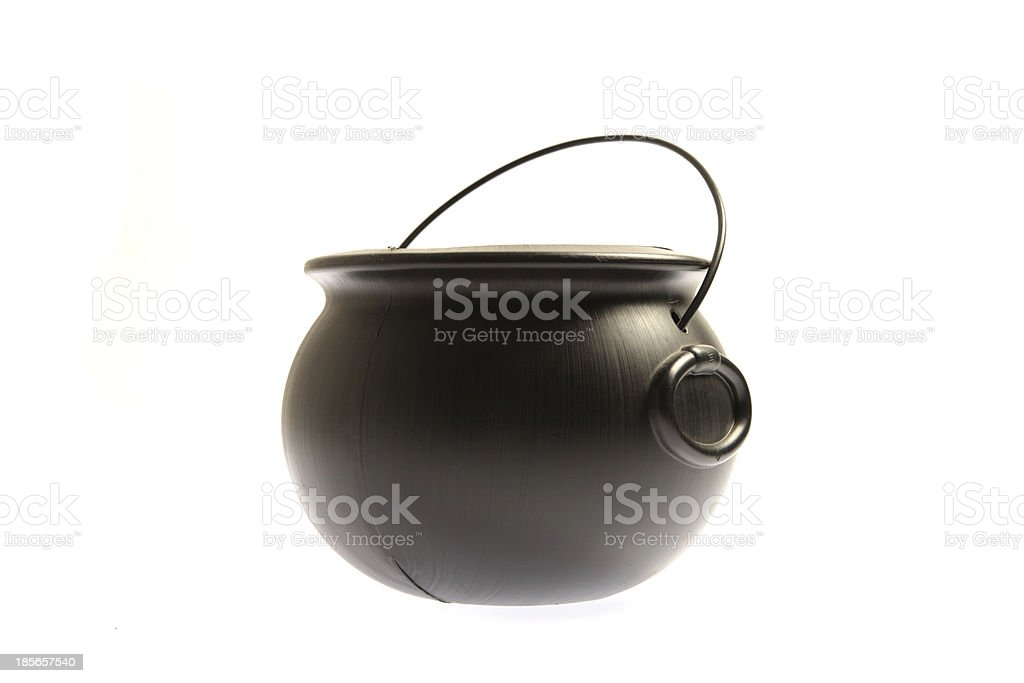 Magic pot royalty-free stock photo