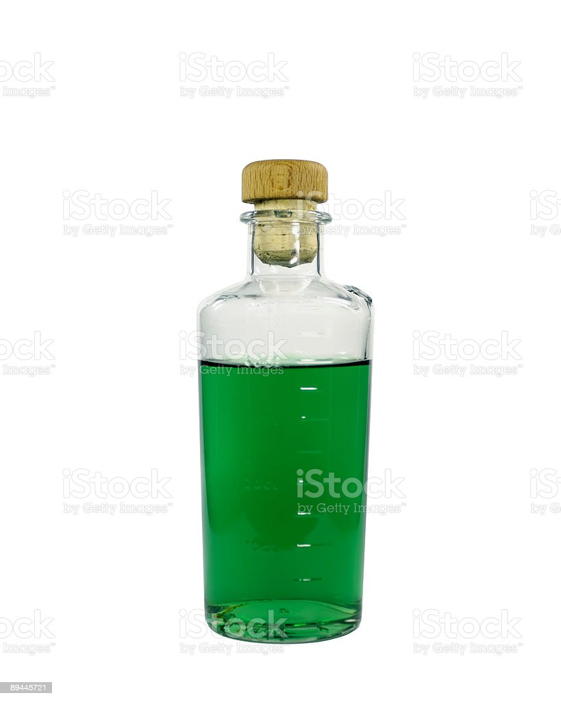 Magic Potion royalty-free stock photo