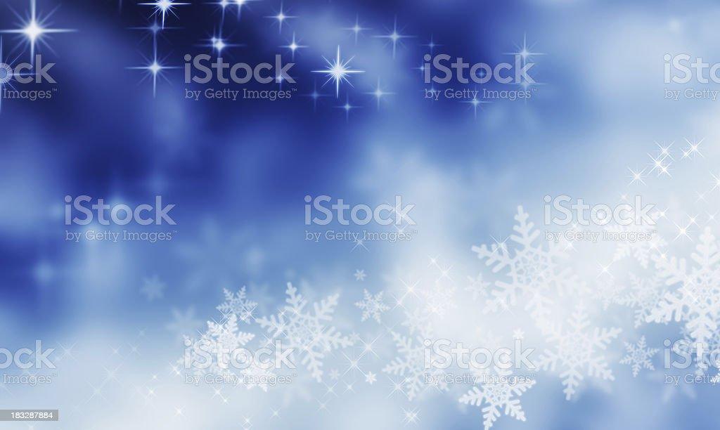 magic winter stock photo