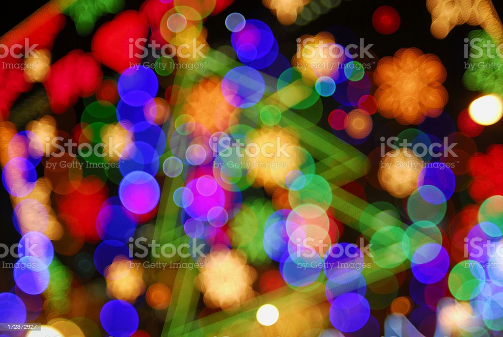 Magical Lights royalty-free stock photo