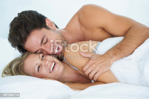 istock Magical mornings together 187264714