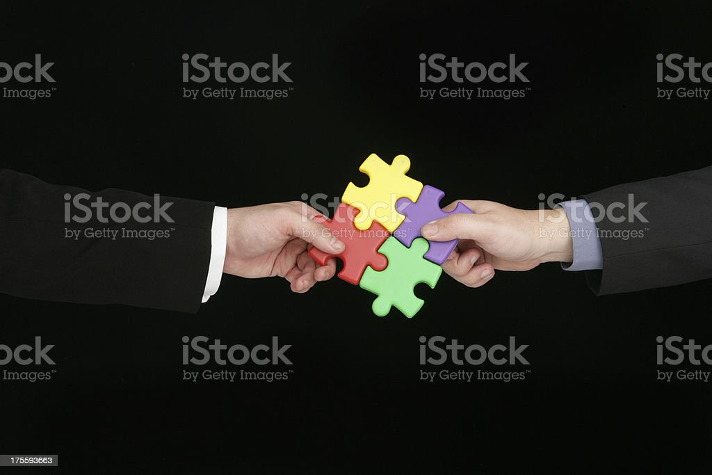 Magical Solution royalty-free stock photo