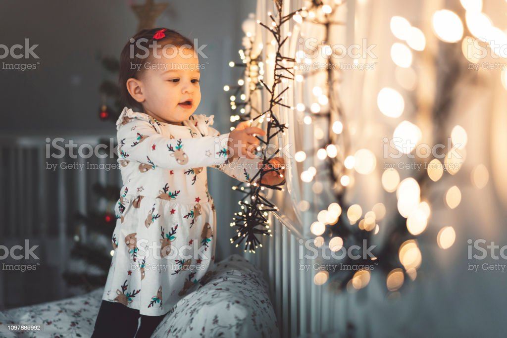 Magical time of the year - Royalty-free Adult Stock Photo