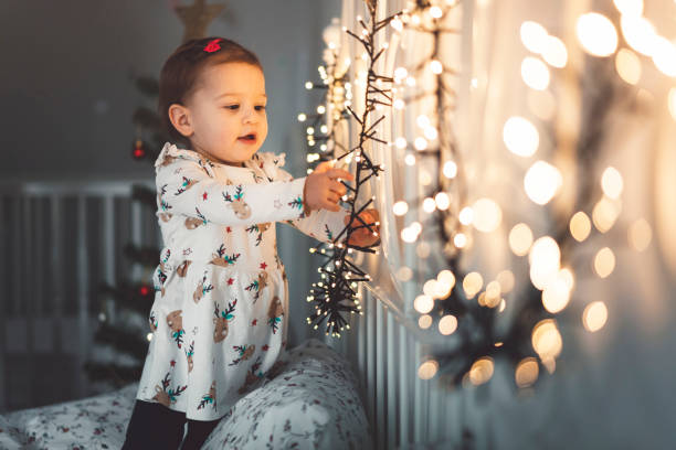 Magical time of the year stock photo