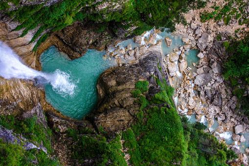 1131408581 istock photo Magical Waterfall 972400670