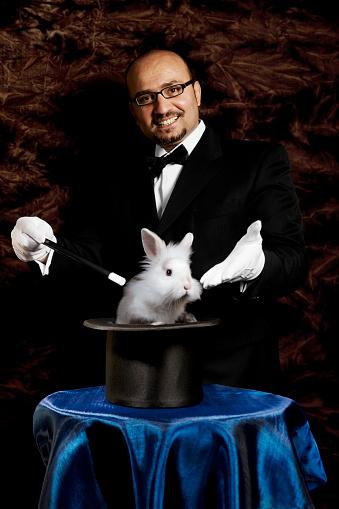 istock magician 157339618