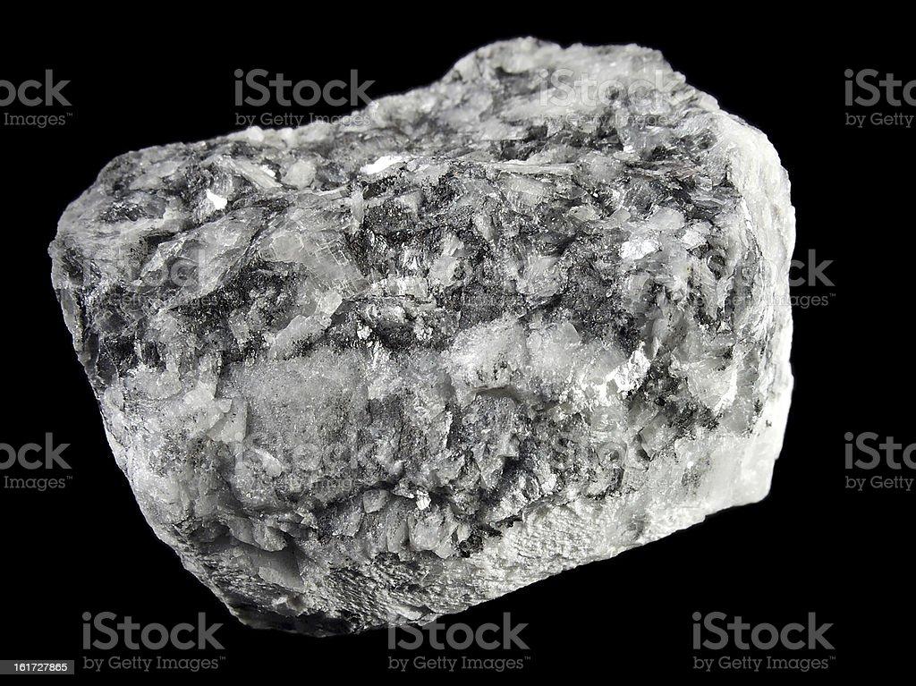 Magnesite stock photo