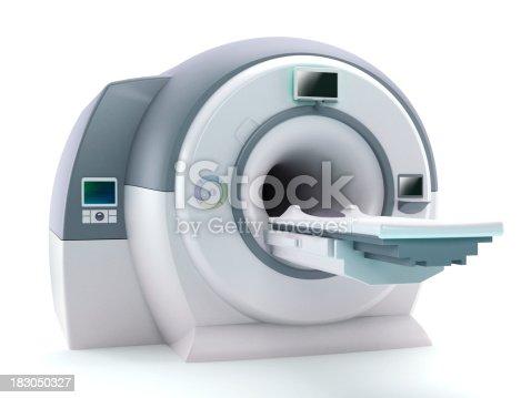 183306794 istock photo Magnetic Resonance Imaging Scanner 183050327