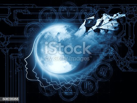 istock Magnetism of the Moon 508235055